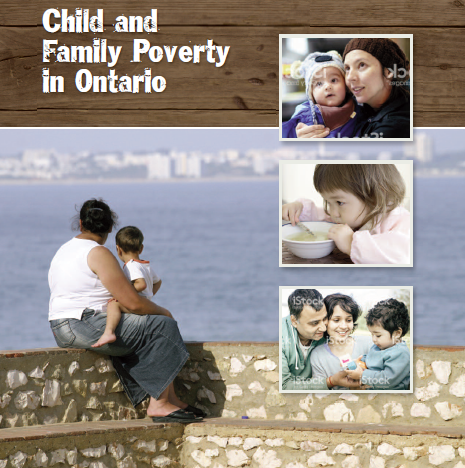 Child and Poverty booklet - Cover page
